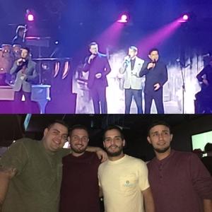 Ralph attended IL Divo Timeless Tour on Dec 11th 2018 via VetTix