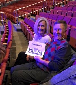 Gary attended IL Divo Timeless Tour on Dec 11th 2018 via VetTix