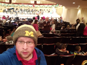 travis attended The Chicago Symphony Orchestra's Merry Merry Chicago! For Ages 5 and Over on Dec 16th 2018 via VetTix