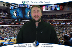 Demian attended Dallas Mavericks vs. Orlando Magic - NBA on Dec 10th 2018 via VetTix