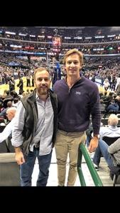 Scott attended Dallas Mavericks vs. Orlando Magic - NBA on Dec 10th 2018 via VetTix