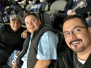 Ray attended Dallas Mavericks vs. Orlando Magic - NBA on Dec 10th 2018 via VetTix