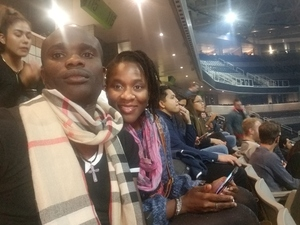 Kwesi attended Childish Gambino - French Rap on Dec 12th 2018 via VetTix