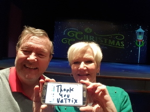Paul attended A Christmas Carol - the Musical at 2 PM on Dec 15th 2018 via VetTix