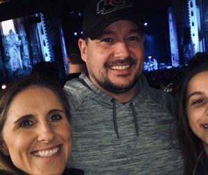 Randall attended Brett Young - Here Tonight Tour - General Admission Floor Standing Room Only on Dec 16th 2018 via VetTix