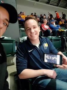 Dominic attended Indiana Pacers vs. Milwaukee Bucks - NBA on Dec 12th 2018 via VetTix