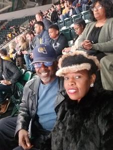 Linda attended Indiana Pacers vs. Milwaukee Bucks - NBA on Dec 12th 2018 via VetTix