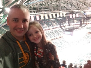 Joshua attended Indiana Pacers vs. Milwaukee Bucks - NBA on Dec 12th 2018 via VetTix