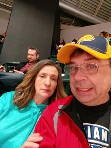 Donnie attended Indiana Pacers vs. Milwaukee Bucks - NBA on Dec 12th 2018 via VetTix