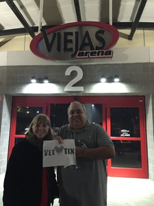 Marc attended Barry Manilow - a Very Barry Christmas! - Adult Contemporary on Dec 13th 2018 via VetTix