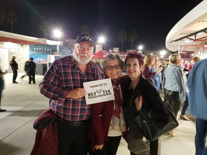 WILLIAM attended Barry Manilow - a Very Barry Christmas! - Adult Contemporary on Dec 13th 2018 via VetTix