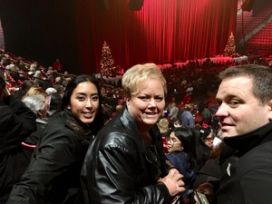 Maribeth attended Barry Manilow - a Very Barry Christmas! - Adult Contemporary on Dec 13th 2018 via VetTix
