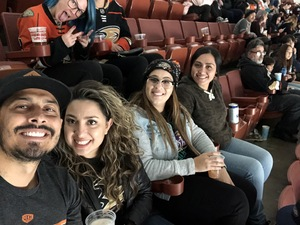 Matthew attended Anaheim Ducks Ducks vs. Dallas Stars - NHL - Antis Community Corner on Dec 12th 2018 via VetTix