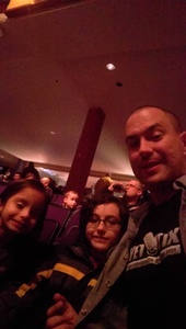 Michael attended Cirque Dreams Holidaze (touring) - Circus on Dec 14th 2018 via VetTix