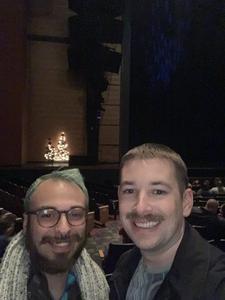 Joshua Ray attended Cirque Dreams Holidaze (touring) - Circus on Dec 14th 2018 via VetTix
