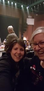 Gregory and Karen attended Cirque Dreams Holidaze (touring) - Circus on Dec 14th 2018 via VetTix