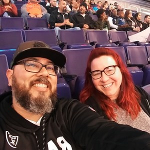 Julian attended Phoenix Suns vs. Dallas Mavericks - NBA on Dec 13th 2018 via VetTix