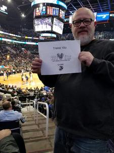 Brian attended Phoenix Suns vs. Dallas Mavericks - NBA on Dec 13th 2018 via VetTix