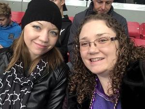 Julie attended Playstation Fiesta Bowl - Louisiana State University vs. University of Central Florida on Jan 1st 2019 via VetTix