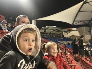 Leslie attended Dxl Frisco Bowl - San Diego State University vs. Ohio University on Dec 19th 2018 via VetTix