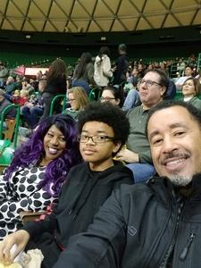 Bryan attended Baylor Bears vs. New Orleans - NCAA Men's Basketball on Dec 29th 2018 via VetTix