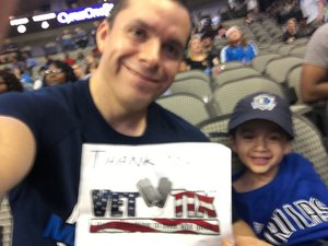 Click To Read More Feedback from Dallas Mavericks vs. Atlanta Hawks - NBA