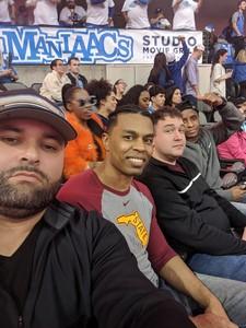 Kevin attended Dallas Mavericks vs. Atlanta Hawks - NBA on Dec 12th 2018 via VetTix