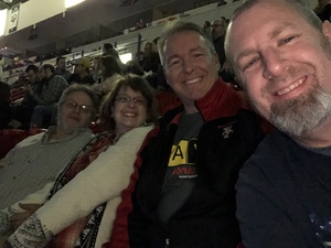 Kelly attended Red Rock Productions Presents: STYX With Special Guest Anne Wilson of Heart Resch Center Complex 2018-2019 on Dec 29th 2018 via VetTix