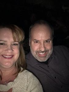 Rhoda attended Red Rock Productions Presents: STYX With Special Guest Anne Wilson of Heart Resch Center Complex 2018-2019 on Dec 29th 2018 via VetTix