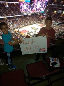 Click To Read More Feedback from Cleveland Cavaliers vs. Milwaukee Bucks - NBA
