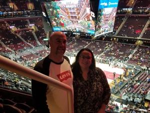 William attended Cleveland Cavaliers vs. Philadelphia 76ers - NBA on Dec 16th 2018 via VetTix