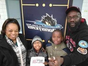 raphael attended Cleveland Cavaliers vs. Philadelphia 76ers - NBA on Dec 16th 2018 via VetTix