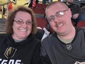 shawn attended New Jersey Devils vs. Vegas Golden Knights - NHL on Dec 14th 2018 via VetTix