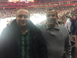 Frank attended New Jersey Devils vs. Vegas Golden Knights - NHL on Dec 14th 2018 via VetTix