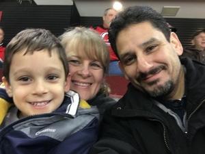 David attended New Jersey Devils vs. Vegas Golden Knights - NHL on Dec 14th 2018 via VetTix