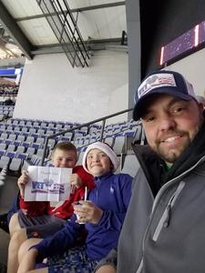Click To Read More Feedback from Ft Wayne Komets vs Kalamzoo Wings - ECHL
