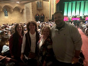 Josh attended Chris Isaak Holiday Tour on Dec 16th 2018 via VetTix