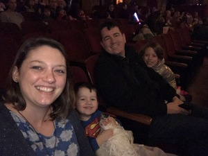 PATRICK attended Paw Patrol Live! Race to the Rescue - Children's Theatre on Jan 13th 2019 via VetTix