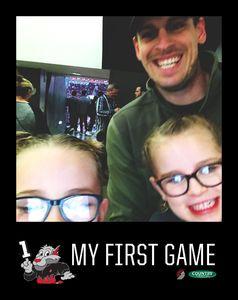 Benjamin attended Portland Trail Blazers vs. Toronto Raptors - NBA on Dec 14th 2018 via VetTix