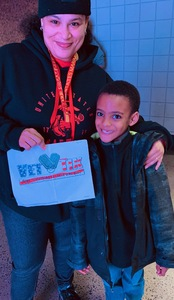 Danyalla attended Harlem Globetrotters on Dec 26th 2018 via VetTix