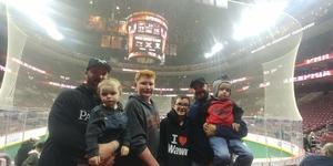 Christopher attended Philadelphia Wings vs. Buffalo Bandits - Nll Lacrosse on Dec 15th 2018 via VetTix