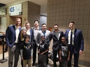 Janna attended Philadelphia Wings vs. Buffalo Bandits - Nll Lacrosse on Dec 15th 2018 via VetTix