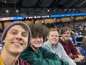 Donavon attended Quick Lane Bowl: Minnesota vs. Georgia Tech - NCAA on Dec 26th 2018 via VetTix