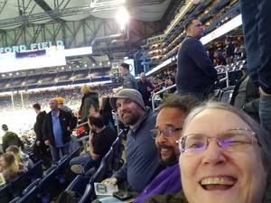Marilyn attended Quick Lane Bowl: Minnesota vs. Georgia Tech - NCAA on Dec 26th 2018 via VetTix