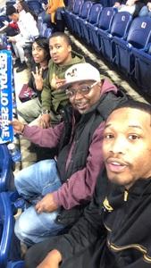 Lawrence attended Quick Lane Bowl: Minnesota vs. Georgia Tech - NCAA on Dec 26th 2018 via VetTix