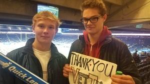 Cory attended Quick Lane Bowl: Minnesota vs. Georgia Tech - NCAA on Dec 26th 2018 via VetTix
