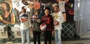 Joel attended Harlem Globetrotters on Dec 31st 2018 via VetTix