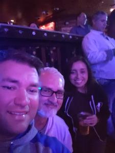 Michael attended Holiday Hangover With the Dan Band - Pop on Jan 5th 2019 via VetTix