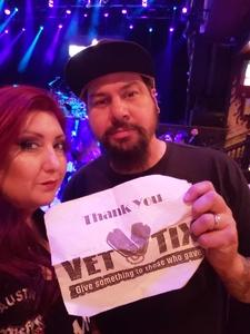 Daniel attended Corazon De Mana - Tribute to Mana - Undefined on Jan 17th 2019 via VetTix