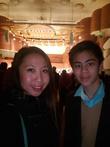 Anh attended Turangalila Symphonie - Presented by the Baltimore Symphony Orchestra on Jan 10th 2019 via VetTix
